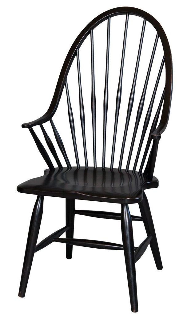 windsor chair with arms windsor chair with arms stock swap furniture consignment 22157 | unspecified 16