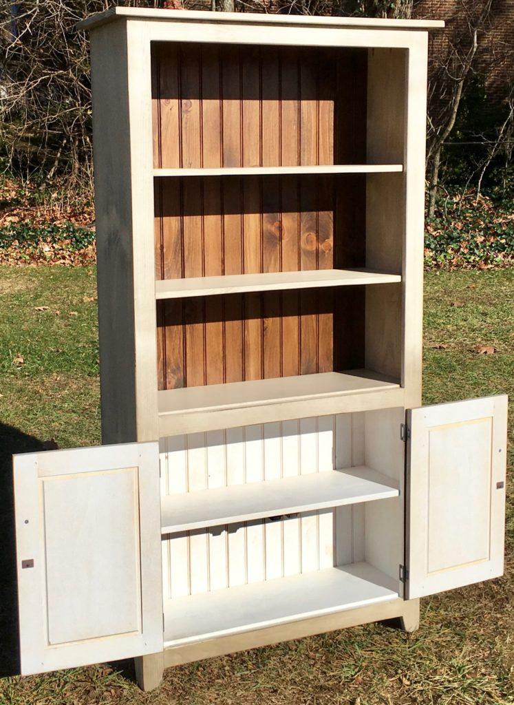 Extraordinary Living Room Bookcases