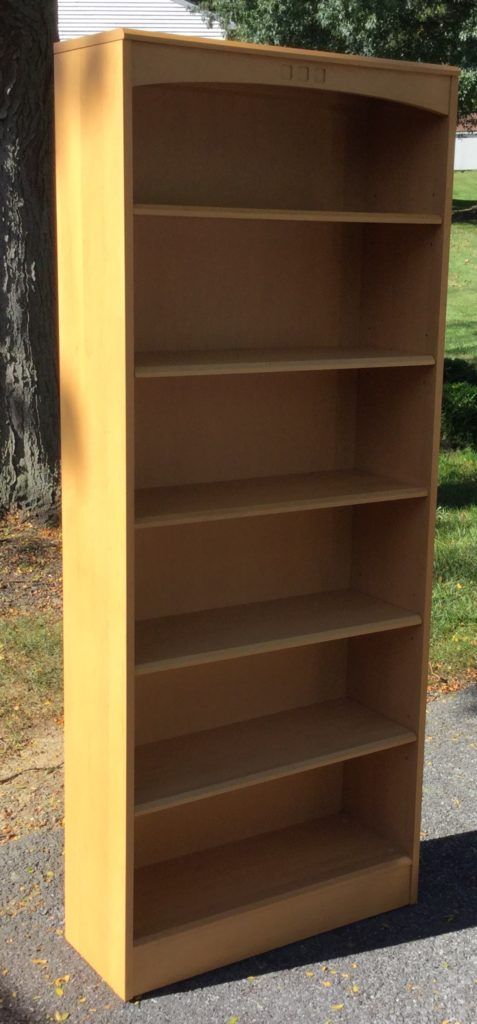Ethan Allen Bookcase Stock Swap Furniture Consignment