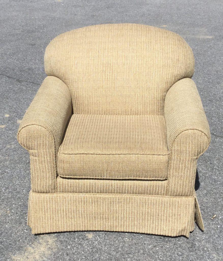 Emerald Craft Tan Chair
